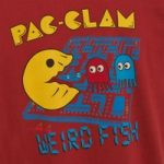 Weird Fish Pac-Clam Artist T-Shirt Paprika Size XL