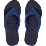 Weird Fish Knider Waffle Flip Flop Imperial Blue Size 11