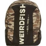 Weird Fish Bolakha Fishcamo Backpack Camo Size ONE